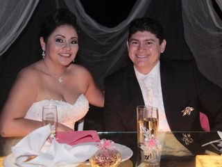 La boda de Karla y  Iván