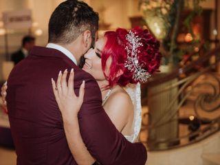 La boda de Isamar y Nissim 2