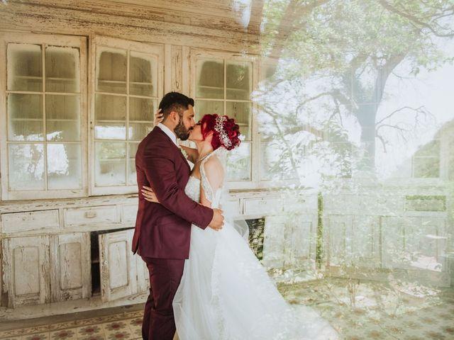 La boda de Isamar y Nissim