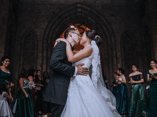 La boda de Adriana y Rafael