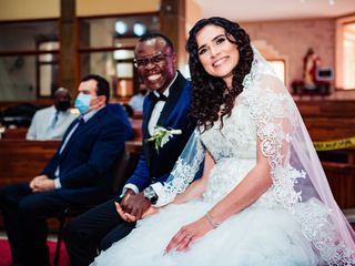 La boda de Fatil y Angelica