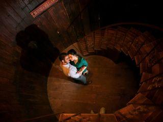 La boda de Gabriela y Mariano 1