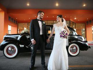 La boda de Gabriela y Mariano