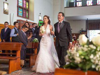 La boda de Karina y Jonathan 2