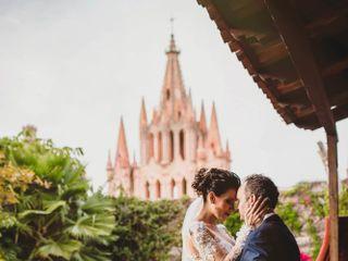 La boda de Rebeca y Otman 3