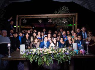 La boda de Fabiola y Julio 1