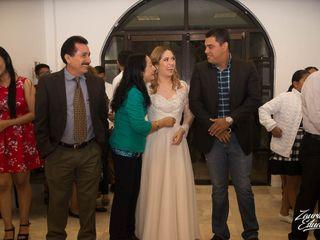 La boda de Fabiola Alejandra y Abel 1
