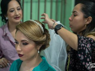 La boda de Fabiola Alejandra y Abel 3