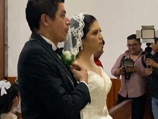 La boda de Yesenia y Mario 2