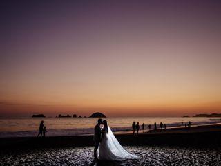 La boda de Erika y Osvaldo