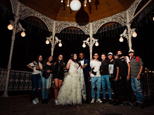 La boda de Angelica y Fatil en Tlaquepaque, Jalisco 14
