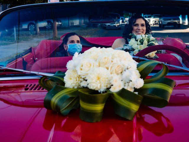 La boda de Angelica y Fatil en Tlaquepaque, Jalisco 21