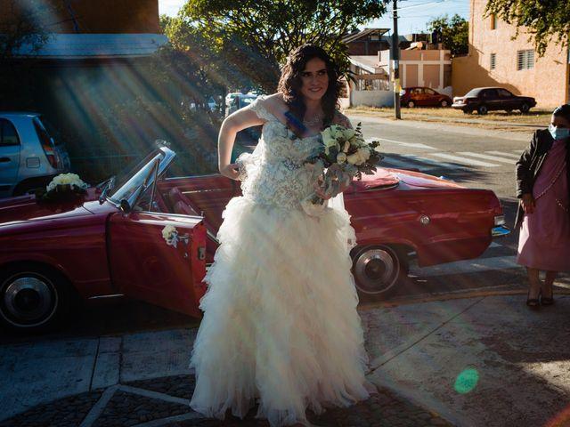 La boda de Angelica y Fatil en Tlaquepaque, Jalisco 23