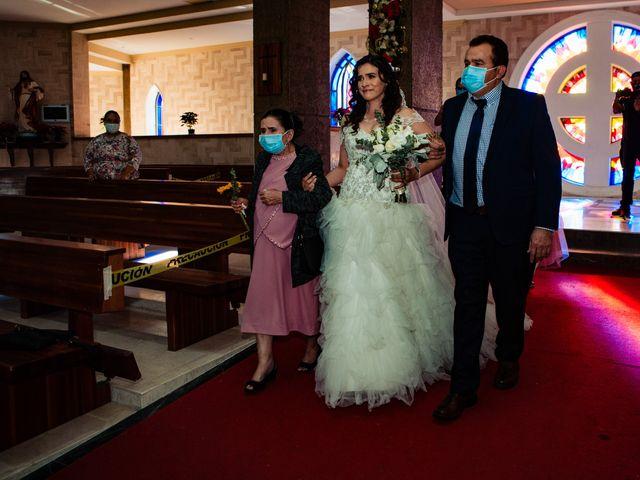 La boda de Angelica y Fatil en Tlaquepaque, Jalisco 26