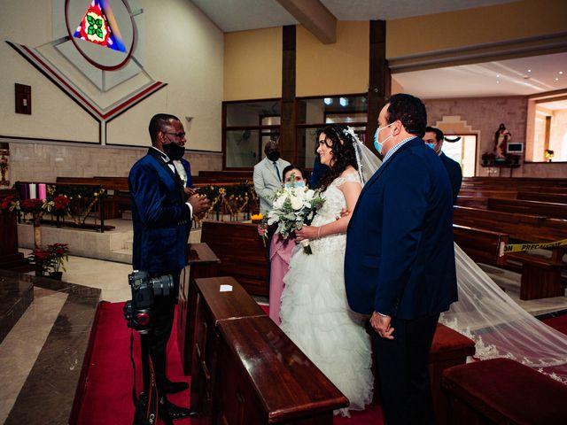 La boda de Angelica y Fatil en Tlaquepaque, Jalisco 27