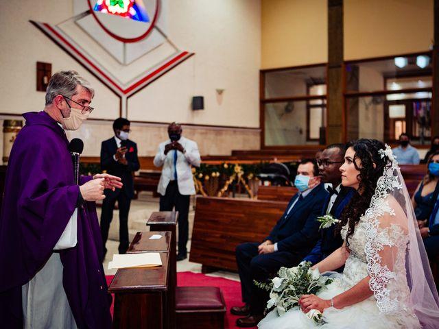 La boda de Angelica y Fatil en Tlaquepaque, Jalisco 32