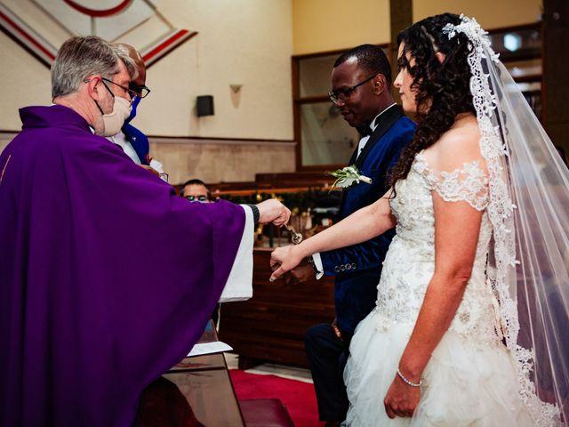 La boda de Angelica y Fatil en Tlaquepaque, Jalisco 35