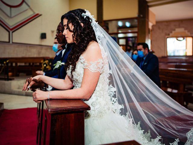 La boda de Angelica y Fatil en Tlaquepaque, Jalisco 37