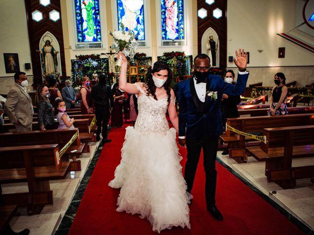 La boda de Angelica y Fatil en Tlaquepaque, Jalisco 38