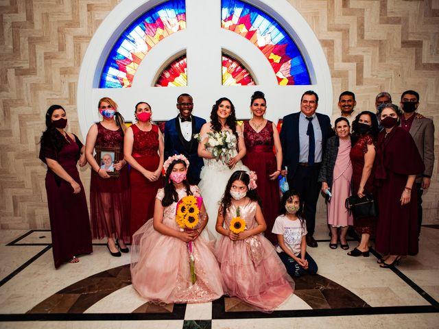 La boda de Angelica y Fatil en Tlaquepaque, Jalisco 41