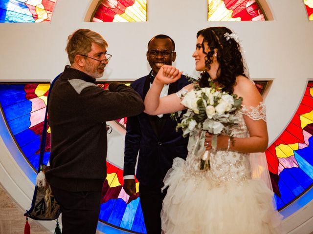La boda de Angelica y Fatil en Tlaquepaque, Jalisco 44