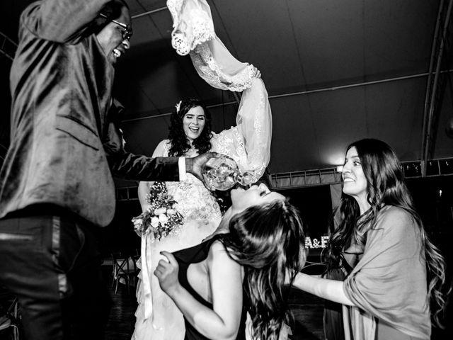 La boda de Angelica y Fatil en Tlaquepaque, Jalisco 52