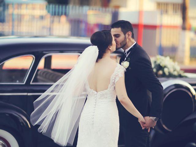 La boda de Mariano y Gabriela en Mexicali, Baja California 1
