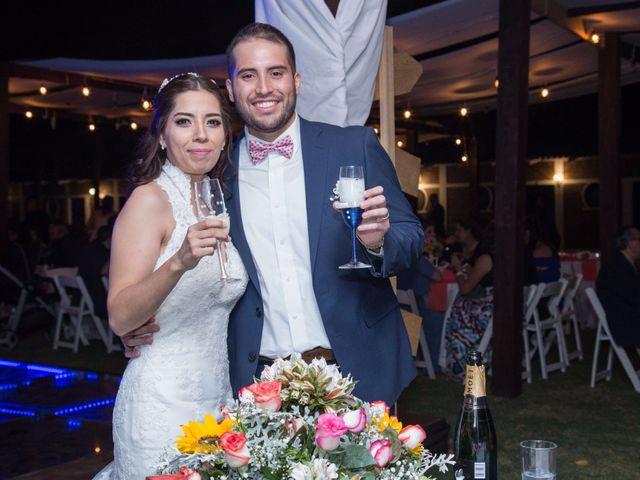 La boda de Karina y Jonathan