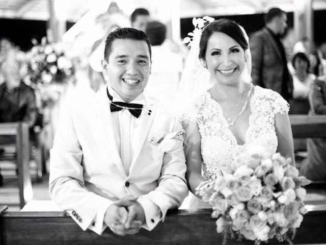 La boda de Danny y Julio