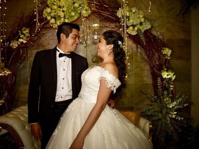La boda de Yesenia y Mario