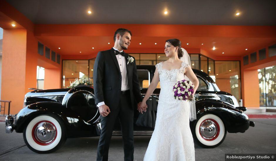 La boda de Mariano y Gabriela en Mexicali, Baja California