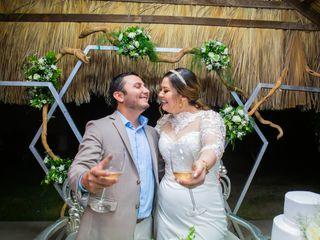 La boda de Estefania y Jesus