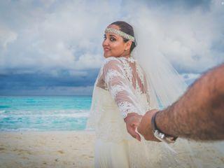 La boda de Adrienne y Jorge 1