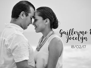 La boda de Jocelyn y Guillermo 1