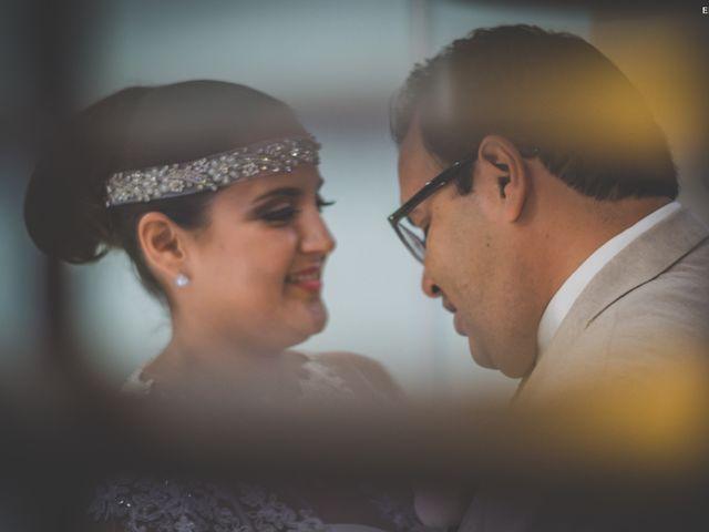 La boda de Adrienne y Jorge