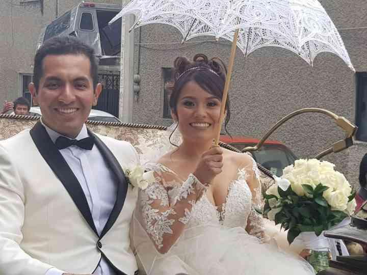 La boda de Alberto  y Luisa Maria
