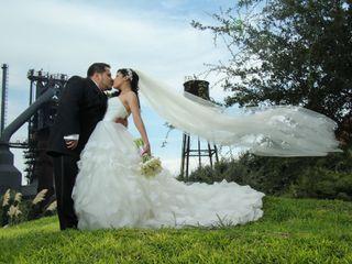 La boda de Judith y Eduardo 1