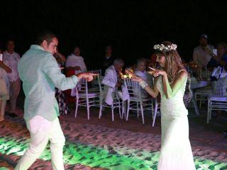 La boda de Alonso  y Sandra 2