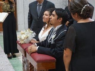 La boda de Iliane  y Antonio  1