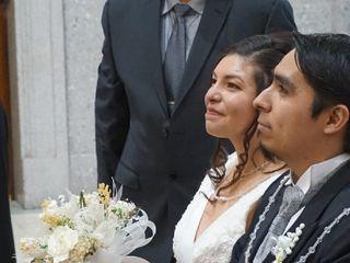 La boda de Iliane  y Antonio  2
