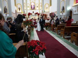 La boda de Iliane  y Antonio  3