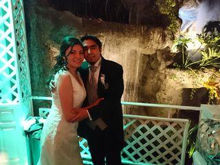 La boda de Iliane  y Antonio