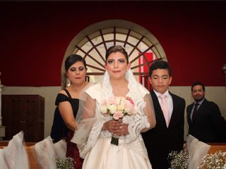 La boda de María Guadalupe y Miguel Ángel 1