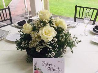 La boda de Alberto  y Luisa Maria 3