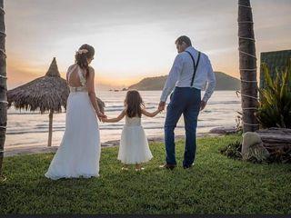 La boda de Kenia y Gera 1