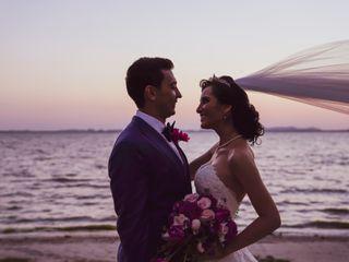 La boda de Raissa y Erick