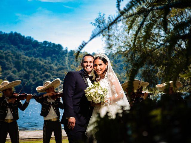 La boda de Iliana y Víctor