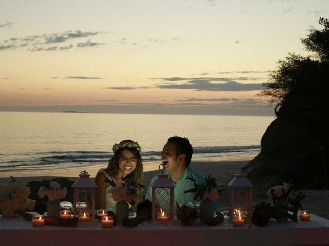 La boda de Alonso  y Sandra