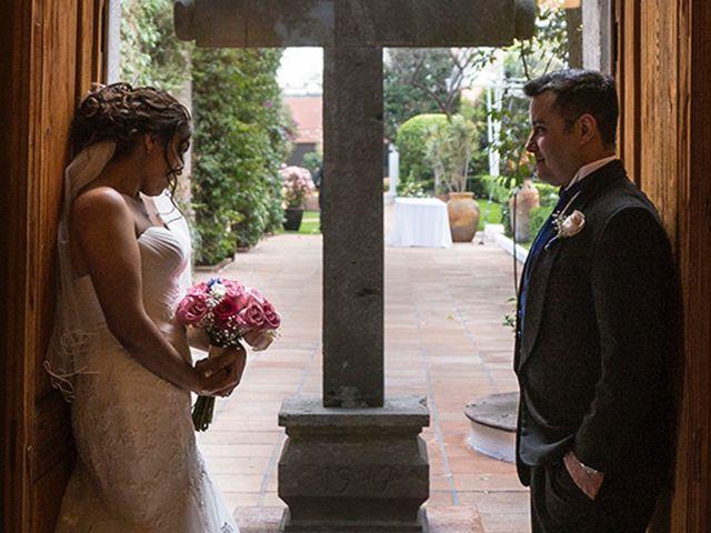 La boda de Cecilia y Adolfo