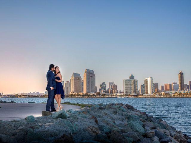 La boda de Carlos y Brenda en Tijuana, Baja California 1
